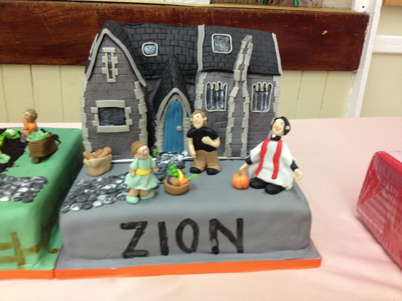 150 Cake Reverend